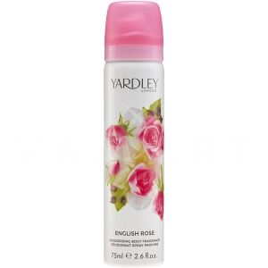 Yardley London English Rose Deodorant Spray 75ml дамски