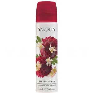 Yardley London English Dahlia Deodorant Spray 75ml дамски