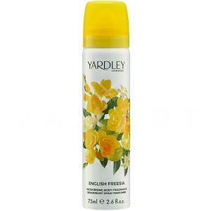 Yardley London English Freesia Deodorant Spray 75ml дамски