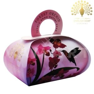 The English Soap Company Luxury Gift Forest Orchid Луксозен сапун 260g