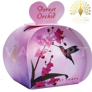 The English Soap Company Luxury Gift Forest Orchid Луксозен сапун 3 x 20g