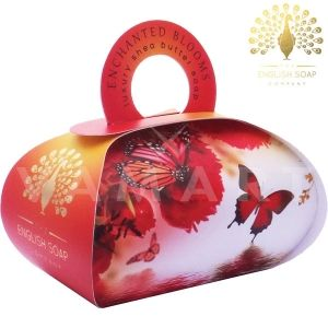 The English Soap Company Luxury Gift Enchanted Blooms Луксозен сапун 260g