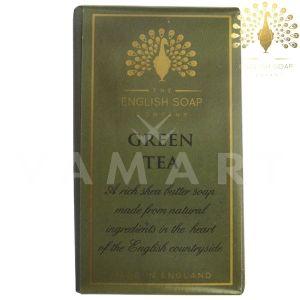 The English Soap Company Pure Green Tea Луксозен растителен сапун 200g