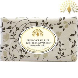 The English Soap Company Vintage Genovese Fig Луксозен сапун 200g