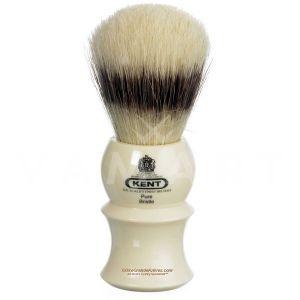Kent. Shaving Brushes White socket Четка за бръснене бяла