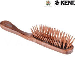 Kent. Hair Brush Woody Hog Четка за дълга и гъста коса