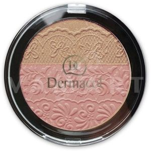 Dermacol DUO Blusher Двуцветен руж 1