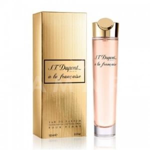 S.T. Dupont A La Francaise Pour Femme Eau de Parfum 100ml дамски без опаковка