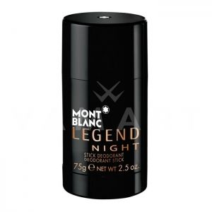 Mont Blanc Legend Night Deodorant Stick 75ml мъжки