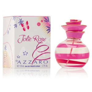 Azzaro Jolie Rose Eau de Toilette 50ml дамски