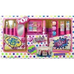 Markwins POP Glam Girls Makeup Belt! Детски козметичен комплект