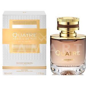 Boucheron Quatre Absolue de Nuit Pour Femme Eau de Parfum 50ml дамски