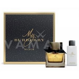 Burberry My Burberry Black Eau de Parfum 50ml + Body Lotion 75ml дамски комплект