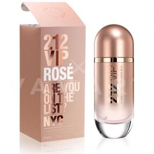 Carolina Herrera 212 VIP Rose Eau de Parfum 125ml дамски