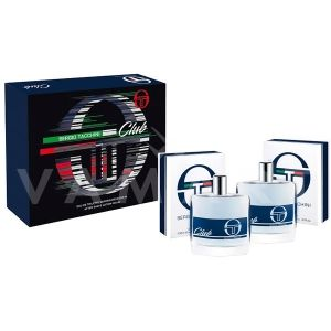Sergio Tacchini Club Eau de Toilette 100ml + After Shave Lotion 100ml мъжки комплект
