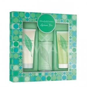 Elizabeth Arden Green Tea Eau de Parfum 100ml + Body Lotion 100ml + Bath & Shower Gel 100ml дамски комплект