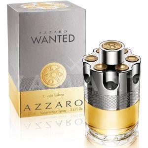 Azzaro Wanted Eau De Toilette 100ml мъжки без опаковка
