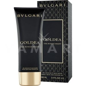 Bvlgari Goldea The Roman Night Shower Gel 100ml дамски