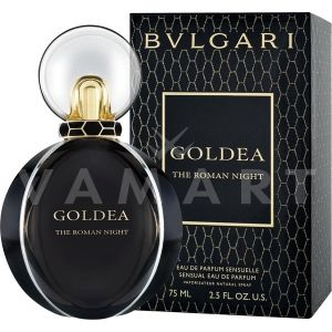 Bvlgari Goldea The Roman Night Eau De Parfum 75ml дамски без опаковка