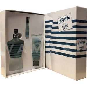 Jean Paul Gaultier Le Beau Male Eau de Toilette 125ml + Shower Gel 200ml + Eau de Toilette 9ml мъжки комплект