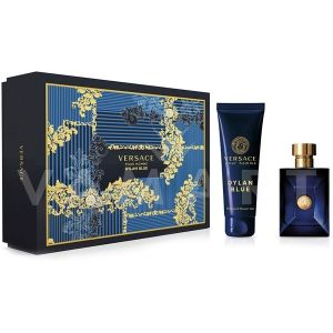 Versace Pour Homme Dylan Blue Eau de Toilette 100ml + Shower Gel 150ml  мъжки комплект