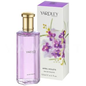 Yardley London April Violets Eau de Toilette 50ml дамски