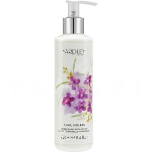 Yardley London April Violets Moisturising Body Lotion 250ml дамски