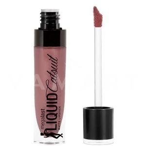 Wet n Wild MegaLast Liquid Catsuit Matte Lipstick Дълготрайно матово течно червило 924 Rebel Rose