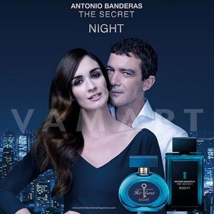 Antonio Banderas Her Secret Night Eau de Toilette 80ml дамски без опаковка