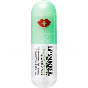 Lip Smacker Kiss Therapy Eucalyptus Mint Protecting Lip Balm Балсам за устни с евкалипт