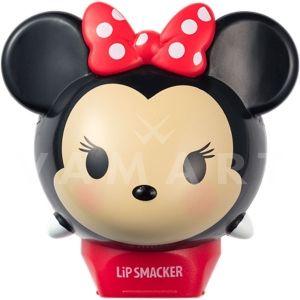 Lip Smacker Disney Tsum Tsum Minnie Lip Balm Балсам за устни с аромат на праскова