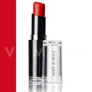 Wet n Wild MegaLast Lip Color Дълготрайно червило 911 Stoplight Red