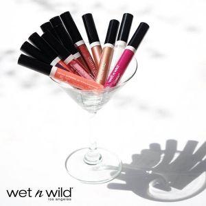Wet n Wild MegaSlicks Lip Gloss Хидратиращ гланц за устни 5463 Crushed Grapes