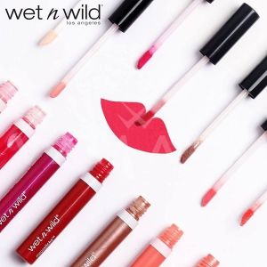 Wet n Wild MegaSlicks Lip Gloss Хидратиращ гланц за устни 5514 My Cherry Amour