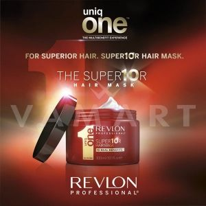 Revlon Professional Uniq One Superior Hair Mask All In One Супер Маска за коса 10 в 1 300 ml