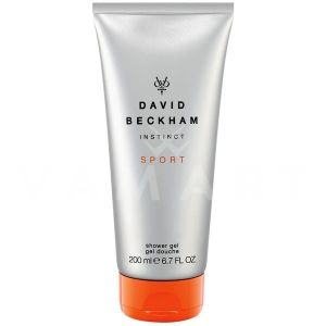 David Beckham Instinct Sport Shower Gel 200ml мъжки