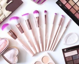 Makeup Revolution London Ultimate Nudes Brush Collection 2018
