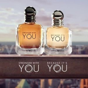 Armani Stronger With You Eau de Toilette 100ml
