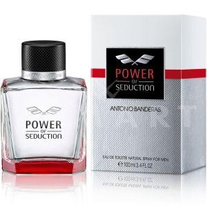 Antonio Banderas Power of Seduction Eau de Toilette 100ml мъжки без кутия