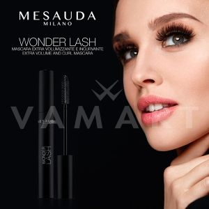 Mesauda Milano Mascara Wonder Lash Extra Volume and Curl