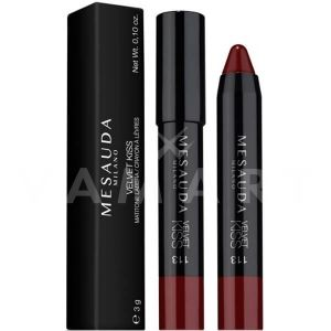 Mesauda Milano Velvet Kiss Chubby Lip Pencil Матово червило молив 113 Punk Love