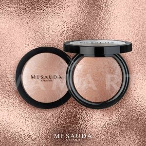 Mesauda Milano Highlighting Powders 102 Rose gold