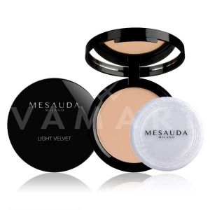 Mesauda Milano Light Velvet Compact Powder Матираща компактна пудра 104 Rosee
