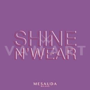 Mesauda Milano Shine N'Wear Mini Лак за нокти 222 Mauve