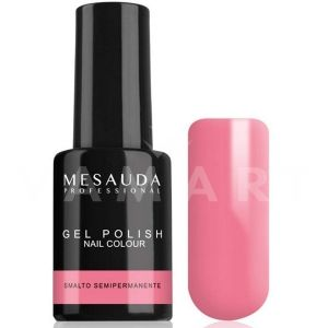 Mesauda Milano Gel Polish Nail Colour Mini 182 Material Girl Гел лак UV или LED лампа