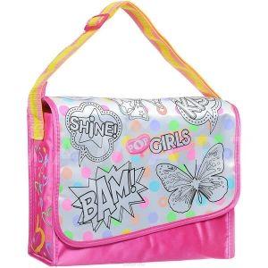 Markwins Pop Color me in messenger bag Детски козметичен комплект