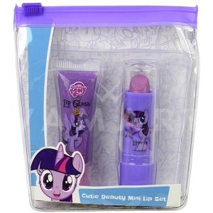 Markwins My Little Pony Cutie Beauty Mini Dash Lip Set Детски козметичен комплект