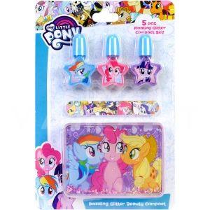 Markwins My Little Pony Magic Glitter Makeup Box Детски козметичен комплект