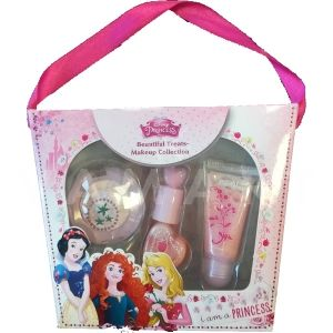 Markwins Disney Princess Beautiful Treats Makeup Collection Детски козметичен комплект