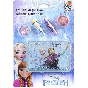 Markwins Disney Frozen Let the magic flow makeup glitter box  Детски козметичен комплект